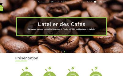 L'atelier des cafés