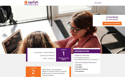 E-learning Agefiph